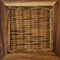 Jídelní židle CASABLANCA přírodní/ratan 2