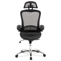 Kancelářská židle  CLIFF černá 5