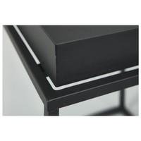Prístavný stolík CLUB NY čierna 4