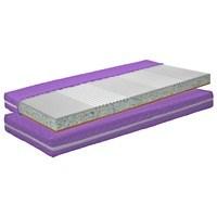 Dětská matrace COLOR DREAMS fialová 1