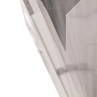 Výklopná posteľ CONCEPT PRO CP-01 biela matná, 140x200 cm, vertikálna 5