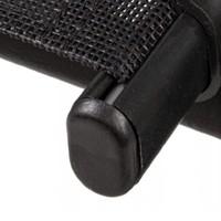 Zahradní židle  CORDOBA 1 antracit/černá 4