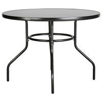 Záhradný stôl CORDOBA 3 čierna 1