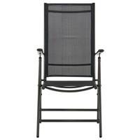 Polohovacia stolička CORDOBA 5 čierna/antracit 4