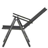 Polohovací židle CORDOBA 5  antracit 2