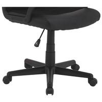 Kancelářská židle CROSS černá 4