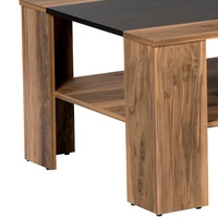 Konferenční stolek DAKOTA ořech satin/touchwood 2