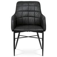 Jídelní židle DAMIRA černá 2