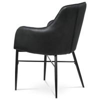Jídelní židle DAMIRA černá 4