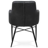 Jídelní židle DAMIRA černá 5