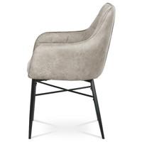Jedálenská stolička DAMIRA hľuzovka 3