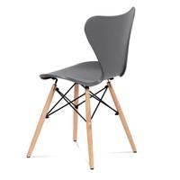 Jídelní židle DARINA šedá/buk 4