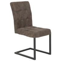 Jídelní židle     DONNA S hnědá 2
