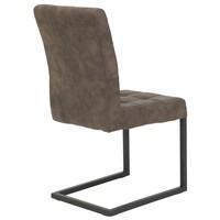 Jídelní židle     DONNA S hnědá 4
