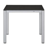 Zahradní stůl  ELEMENTS 2 stříbrná/antracit 3