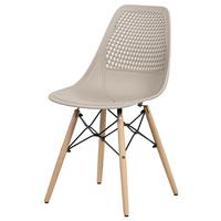 Jedálenská stolička ELODY cappuccino 1