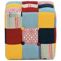 Taburet ELZA patchwork 5