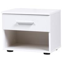 Noční stolek ESME bílá, set 2 ks 1
