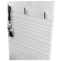 Predsieňový panel FELINO 15 biela/vysoký lesk 4
