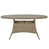 Zahradní stůl FLORENZ2 oválný, šířka stolu 161 cm 2