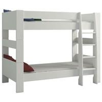 Poschodová posteľ FOR KIDS 615 biela, 90x200 cm 1