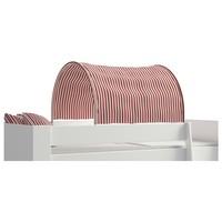 Textilní tunel FOR KIDS červeno-bílé proužky 3