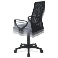 Kancelářská židle FRESH šedá/černá 5