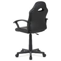 Kancelářská židle FRODO černo-červená 4