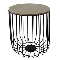 Odkládací stolek  FU14 paulovnie, Ø 36 cm 1