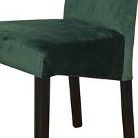 Jedálenská stolička FUCHSIA zelená/čierna 3