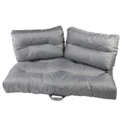 Sedák na paletový nábytek GARDEN šedá 2