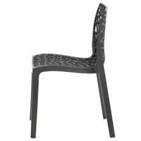 Jídelní židle GENESIS šedá 2