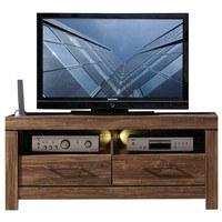 TV stolek GENT 30 tmavá akácie 1