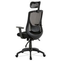 Kancelářská židle GEORGE černá 4