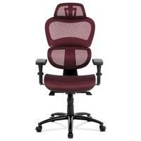 Kancelářská židle GERRY červená 2
