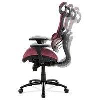 Kancelářská židle GERRY červená 6