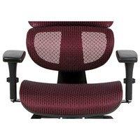 Kancelářská židle GERRY červená 11