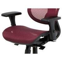 Kancelářská židle GERRY červená 12