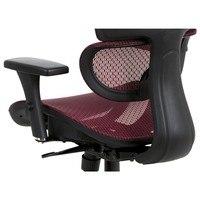 Kancelářská židle GERRY červená 13
