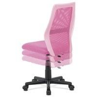 Kancelářská židle GLORY růžová 2