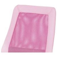 Kancelářská židle GLORY růžová 3