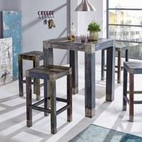 Barová židle GOA mangovník/akácie 2