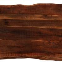 Jedálenský stôl GURU FOREST, akácia, 140 cm 4