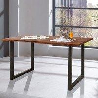 Jedálenský stôl GURU akácia 2