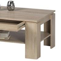 Konferenční stolek HARRISON dub sonoma 3