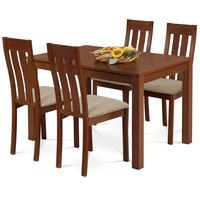 Jedálenský stôl HARRY čerešňa 2