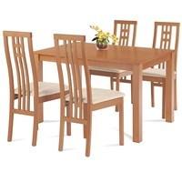 Jedálenský stôl HARRY buk 2