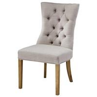 Jídelní židle HENNIG šedá 1