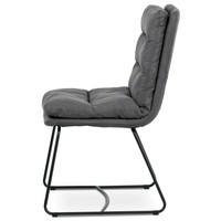 Jídelní židle HERMINA šedá 3
