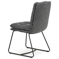 Jídelní židle HERMINA šedá 4